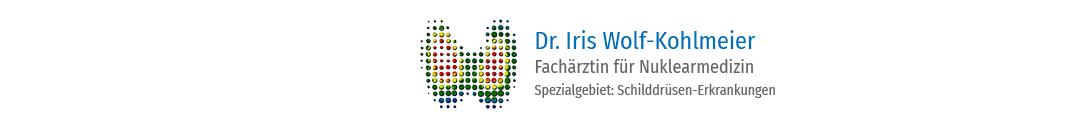 Logo Dr. Iris Wolf-Kohlmeier - Schilddruesen Spezialistin